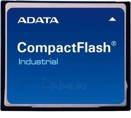 Atminties kortelė Adata Industrial CF 512MB, SLC, nuo 0 iki 70C Paveikslėlis 1 iš 1 250255122746
