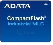 Atminties kortelė Adata Industrial CF 8GB, MLC, nuo -40 iki 85C Paveikslėlis 1 iš 1 250255122747