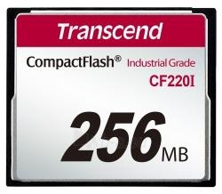 Atminties kortelė Transcend Industrial CF CF220I 256MB Paveikslėlis 1 iš 1 310820037229