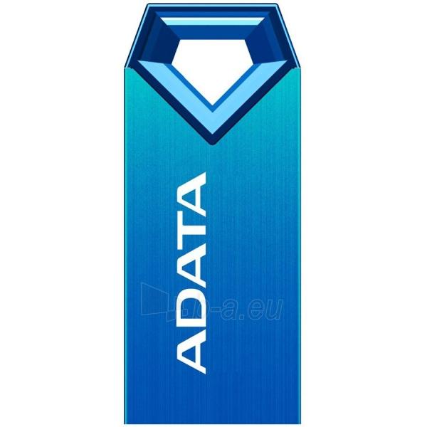 Atmintinė ADATA 16GB USB2.0 (AUC510-16G-RBL) Flash Drive, Blue Paveikslėlis 1 iš 1 310820014543