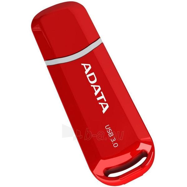 Atmintinė ADATA 64GB USB3.0 (AUV150-64G-RRD) Flash Drive, Red Paveikslėlis 1 iš 1 310820014538