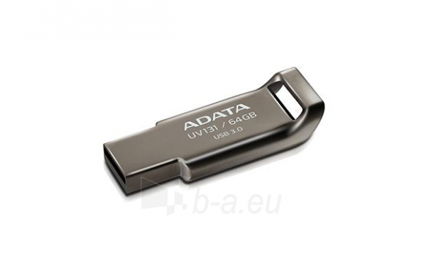 Atmintinė Atmintukas Adata DashDrive™ UV131 64GB USB 3.0 metal Paveikslėlis 4 iš 5 310820044805