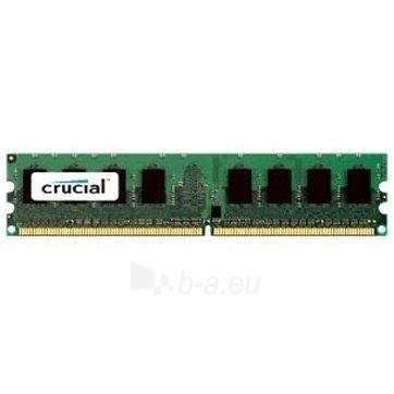 Atmintinė Crucial 4GB DDR3 1600 MT/s (PC3-12800) CL11 Unbuffered UDIMM 240pin Paveikslėlis 1 iš 1 310820014448