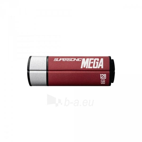 Atmintinė Flashdrive Patriot Supersonic Mega 128GB USB3.1 Paveikslėlis 1 iš 1 310820044796