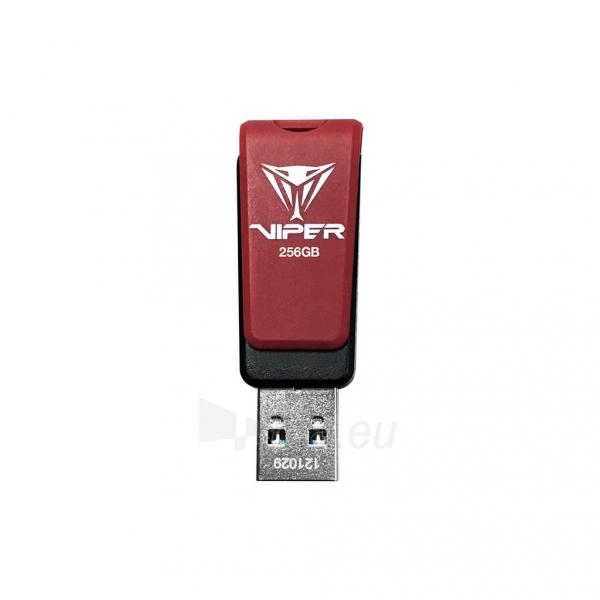 Atmintinė Patriot flashdrive VIPER 256Gb USB3.1 Paveikslėlis 1 iš 1 310820045078