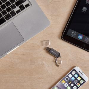 Atmintinė Verbatim USB DRIVE 3.0 LIGHTNING iSTORE n GO 16GB Paveikslėlis 5 iš 6 310820045154