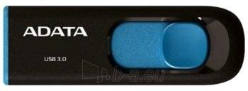 Atmintukas Adata UV128 16GB USB3, Be dangtelio, Ištraukiamas, Juodai mėlynas Paveikslėlis 1 iš 2 250255122840