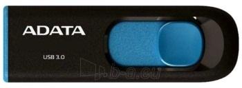 Atmintukas Adata UV128 32GB USB3, Be dangtelio, Ištraukiamas, Juodai mėlynas Paveikslėlis 1 iš 2 250255122842