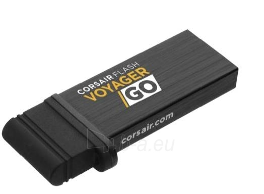 Atmintukas Corsair Flash Voyager GO OTG 64GB, USB 3.0, USB/micro USB Paveikslėlis 1 iš 1 250255123132