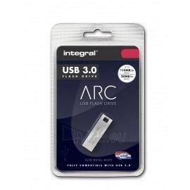 Atmintukas Integral ARC 32GB metalinis USB 3.0 Read:Write (110/18 MB/s) Paveikslėlis 2 iš 2 250255123451