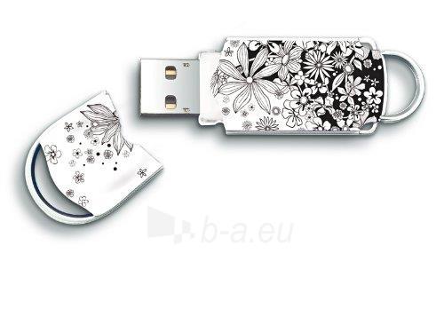 Atmintukas Integral Xpression Pattern 8GB, Gėlės, Praktiškas ir stilingas Paveikslėlis 1 iš 1 250255122713