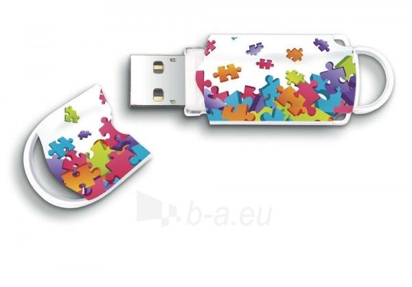 Atmintukas Integral Xpression Puzzle 8GB Paveikslėlis 1 iš 1 250255123481