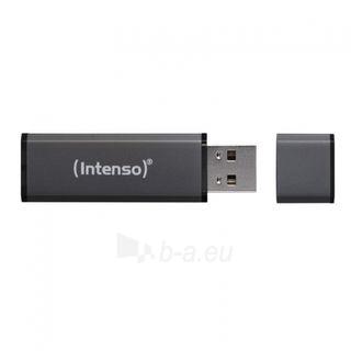 Atmintukas Intenso Alu Line Anthracite, 32GB Paveikslėlis 2 iš 3 250255122797