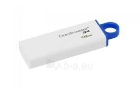 Atmintukas Kingston DataTraveler I G4 16GB USB3, Mėlynas Paveikslėlis 1 iš 1 250255123017