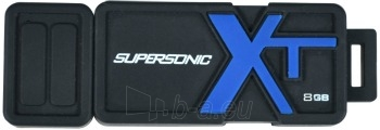 Atmintukas Patriot Supersonic Boost 8GB USB3, Sparta iki 90MBs, Atsparus korpusa Paveikslėlis 2 iš 2 250255123047