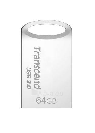 Atmintukas Transcend JF 710s 64GB USB3.0 Atsparus vandeniui, smūgiams,Metal-sid. Paveikslėlis 2 iš 3 250255123166