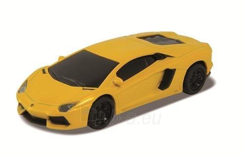 Atmintukas USB 2.0 8GB  Lamborghini Aventador yellow (blister) Paveikslėlis 1 iš 1 250255122935