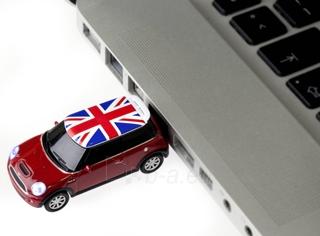Atmintukas USB 2.0 8GB  Mini-Cooper Paveikslėlis 3 iš 3 250255123544
