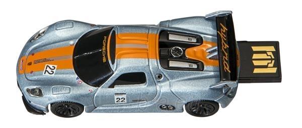 Atmintukas USB 2.0 8GB  Porsche 918 RSR Paveikslėlis 2 iš 3 250255122942