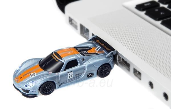 Atmintukas USB 2.0 8GB  Porsche 918 RSR Paveikslėlis 3 iš 3 250255122942