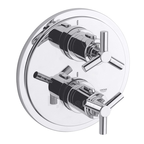 Atrio Ypsilon vonios termostato potinkinė dekoratyvinė dalis Paveikslėlis 1 iš 2 270750000263