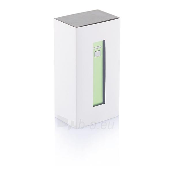 Atsarginė baterija įkrauti mobiliems prietaisams (šviesiai žalias) Paveikslėlis 2 iš 3 310820012688