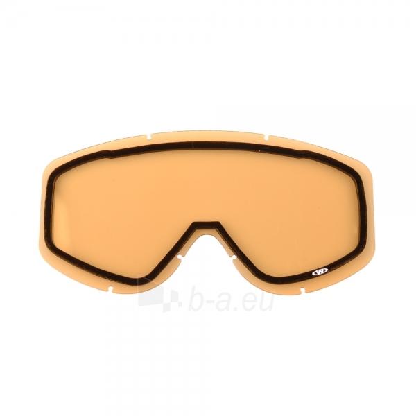 Atsarginiai stiklai sliinėjimo akiniams WORKER Hiro Paveikslėlis 2 iš 4 250520802088