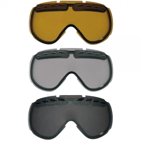 Atsarginiai stiklai sliinėjimo akiniams WORKER Molly Paveikslėlis 1 iš 4 250520802089