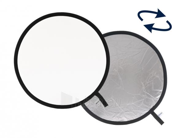 Atšvaitas Lastolite SILVER/WHITE 120cm Paveikslėlis 1 iš 3 30025600972