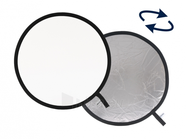 Atšvaitas Lastolite SILVER/WHITE 50cm Paveikslėlis 1 iš 3 30025600973