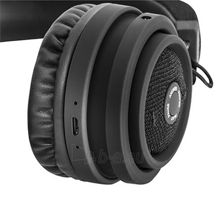 Ausinės ACME BH60 Foldable Bluetooth headset Paveikslėlis 5 iš 6 310820232129