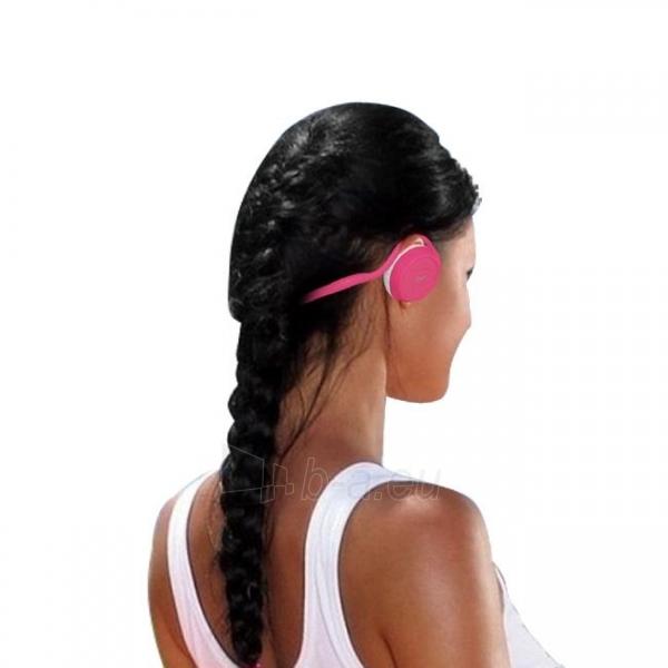 Arctic sports headset P324 BT, wireless, bluetooth 4.0, pink Paveikslėlis 4 iš 5 250255091074