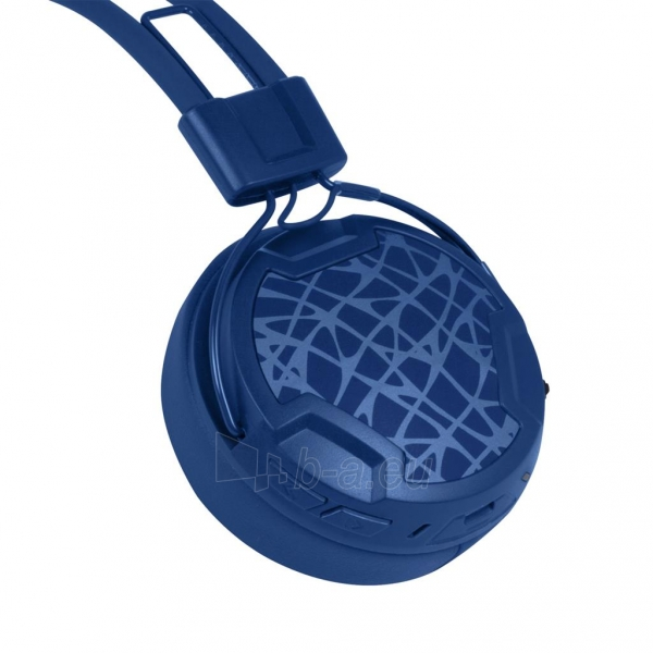 Ausinės Arctic ultra-lightweight headphones P604, wireless, bluetooth 4.0, blue Paveikslėlis 2 iš 4 310820001795