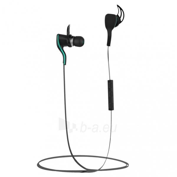 ART Bluetooth Headphones with microphone AP-B22 black sport Paveikslėlis 2 iš 6 250255091101