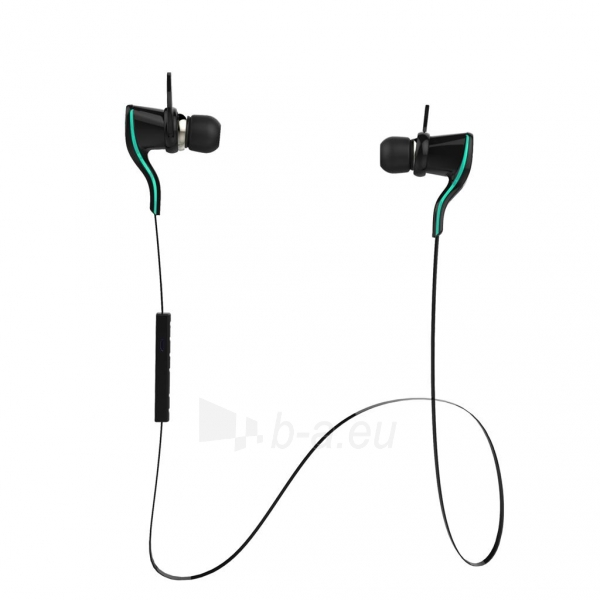ART Bluetooth Headphones with microphone AP-B22 black sport Paveikslėlis 3 iš 6 250255091101
