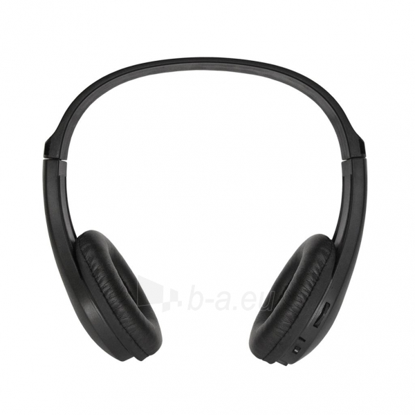 Ausinės ART Bluetooth Headphones with microphone AP-B03 grey Paveikslėlis 4 iš 5 250255091340