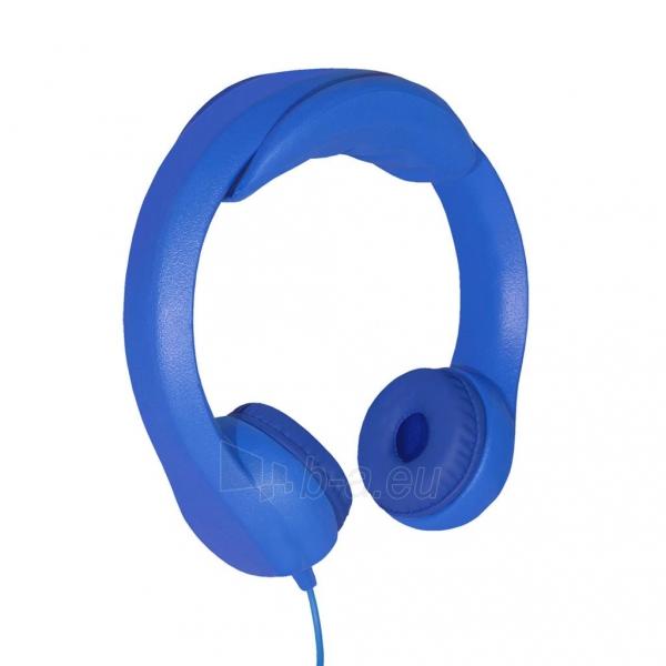 Ausinės ART Headphones for kids AP-T01B blue Paveikslėlis 1 iš 7 310820001474
