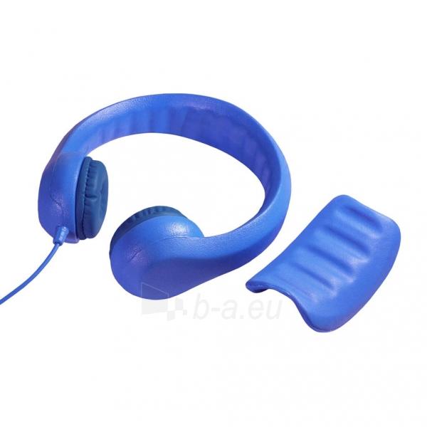 Ausinės ART Headphones for kids AP-T01B blue Paveikslėlis 3 iš 7 310820001474