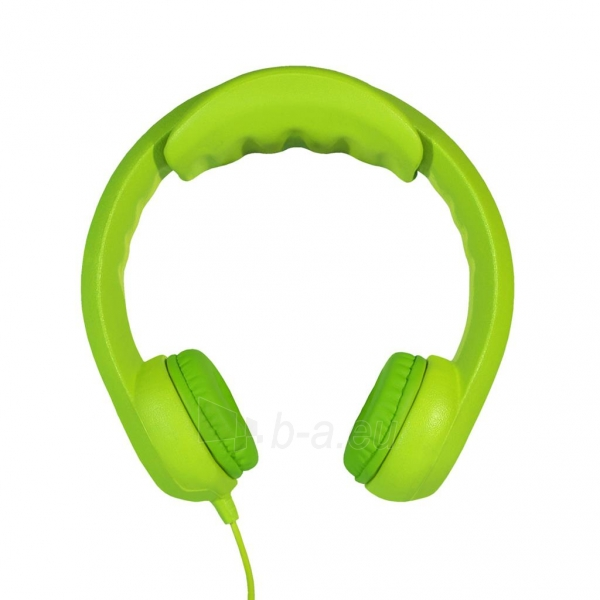 Ausinės ART Headphones for kids AP-T01G green Paveikslėlis 2 iš 6 310820001475