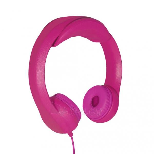 Ausinės ART Headphones for kids AP-T01P pink Paveikslėlis 1 iš 6 310820001476