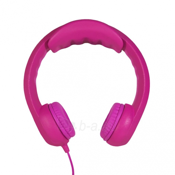 Ausinės ART Headphones for kids AP-T01P pink Paveikslėlis 2 iš 6 310820001476