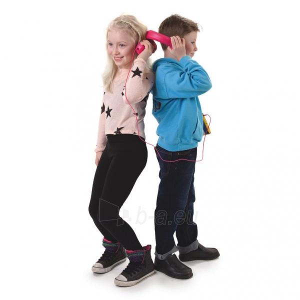 Ausinės ART Headphones for kids AP-T01P pink Paveikslėlis 4 iš 6 310820001476