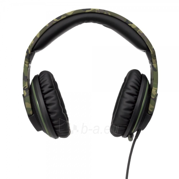 ASUS Gaming Headset Echelon Forest Paveikslėlis 2 iš 3 250255091343