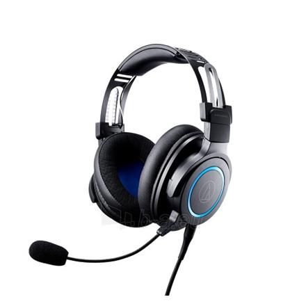 Ausinės Audio Technica Gaming Headset ATH-G1 On-ear, Microphone Paveikslėlis 1 iš 7 310820223236