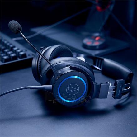 Ausinės Audio Technica Gaming Headset ATH-G1 On-ear, Microphone Paveikslėlis 7 iš 7 310820223236