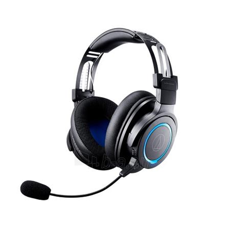 Ausinės Audio Technica Gaming Headset ATH-G1WL On-ear, Microphone Paveikslėlis 1 iš 9 310820223108