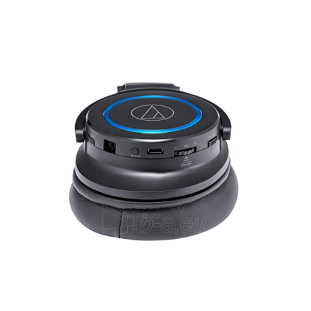 Ausinės Audio Technica Gaming Headset ATH-G1WL On-ear, Microphone Paveikslėlis 4 iš 9 310820223108