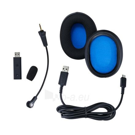 Ausinės Audio Technica Gaming Headset ATH-G1WL On-ear, Microphone Paveikslėlis 7 iš 9 310820223108