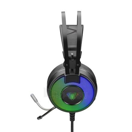 Ausinės AULA Eclipse gaming headset Paveikslėlis 3 iš 7 310820220017