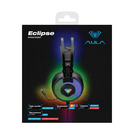 Ausinės AULA Eclipse gaming headset Paveikslėlis 6 iš 7 310820220017